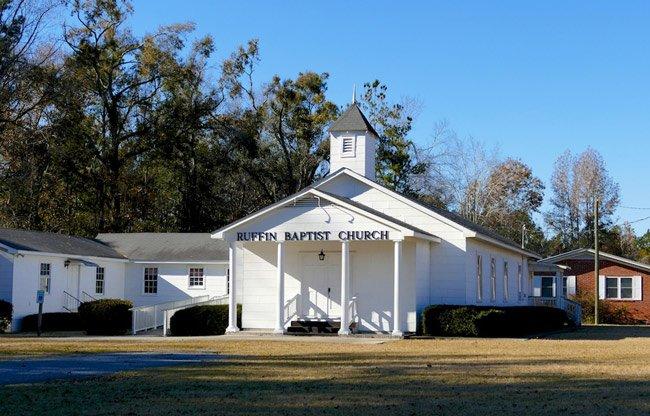 Ruffin Baptist Church