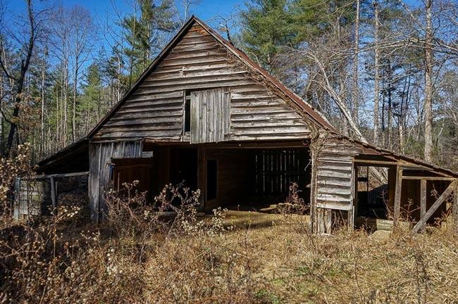 Russell Farmstead Barn