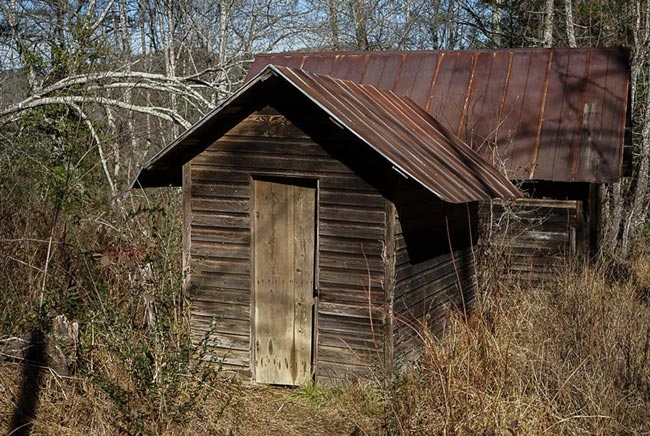 Russell Farmstead Storage Building