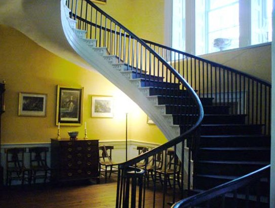 Russel House Stairs