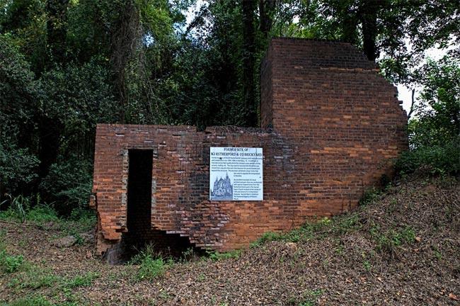 Rutherford Brickyard