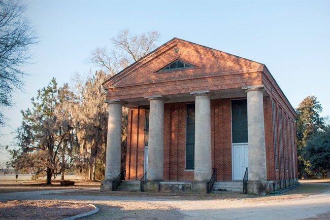 Salem Black River Church in Mayesville