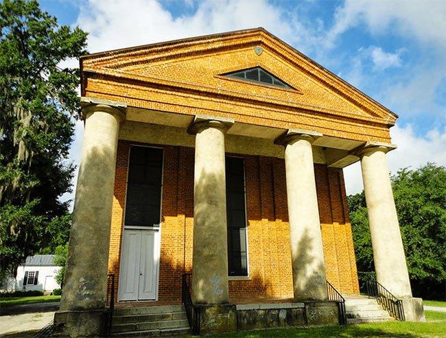 Salem Black River Presbyterian Church - Mayesville, South Carolina
