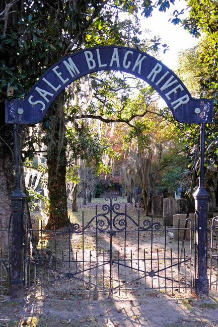 Salem Black River Churchyard