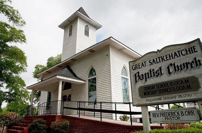 Salkahatchie Baptist Church