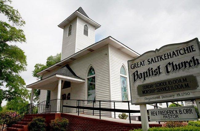Salkehatchie Baptist Church