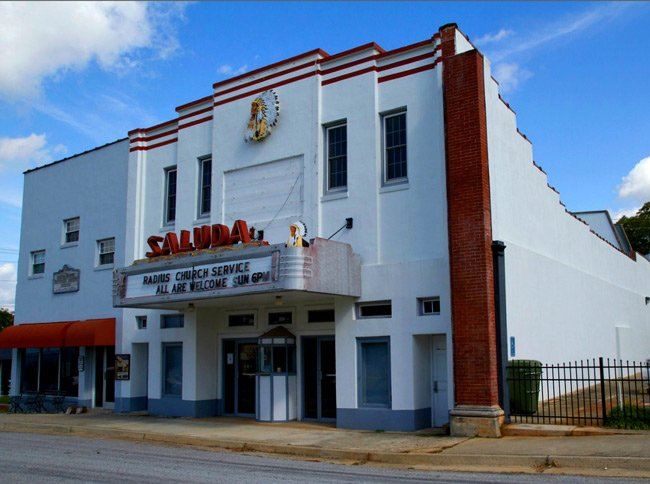 Saluda PLayers Theatre