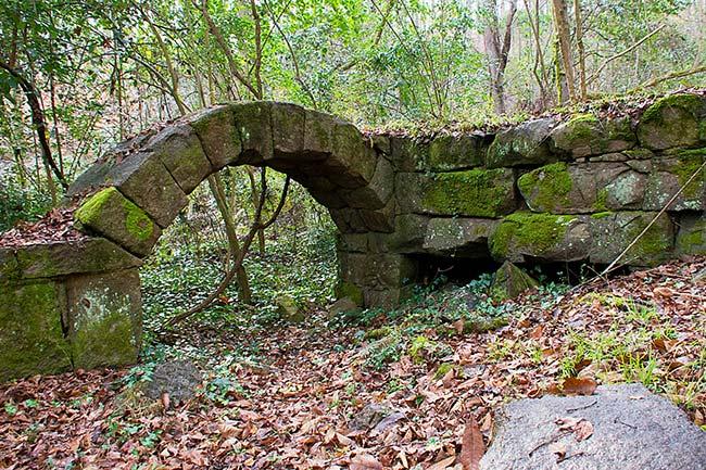 Saluda River Factory Ruins