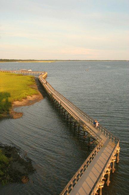 Sands Beach Pier