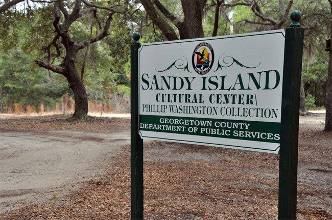 Sandy Island Cultural Center