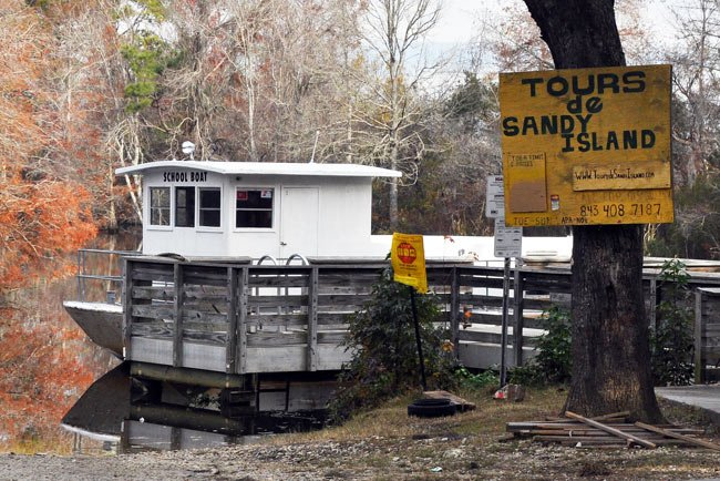 Sandy Island Ferry
