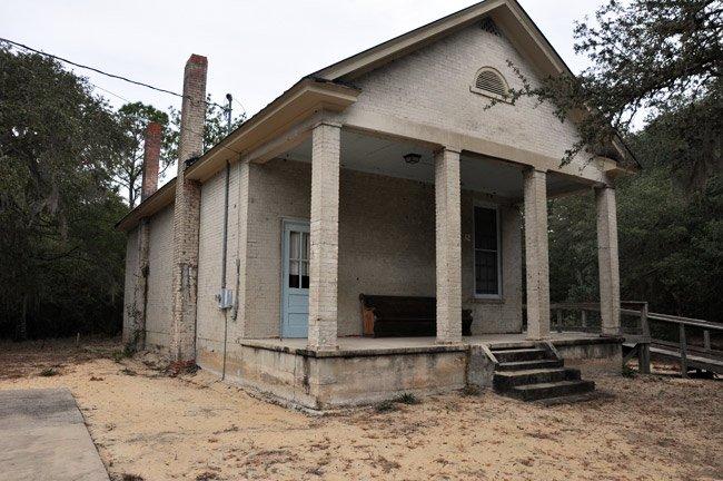 Sandy Island Schoolhouse