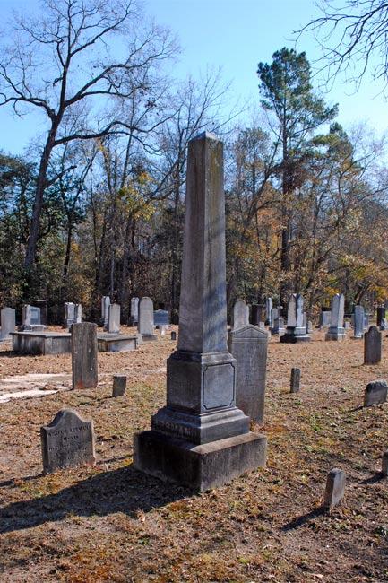 Sandy Run Lutheran Churchyard