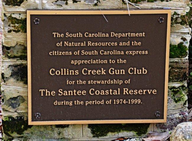 Santee Gun Club Building