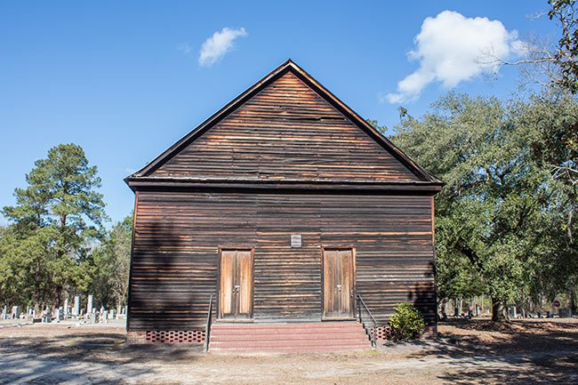 Sardis Methodist Church Front