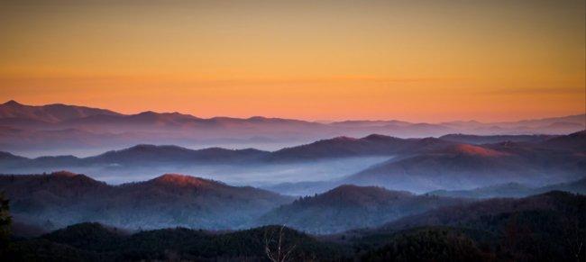 Sassafras Sunrise