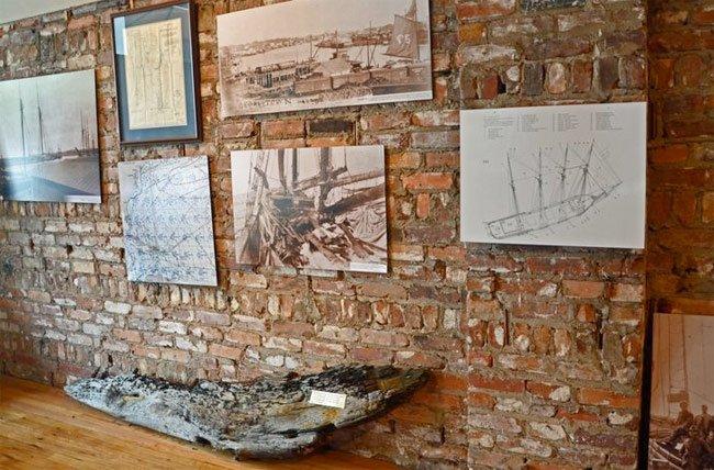 SC Maritime Museum Artifacts