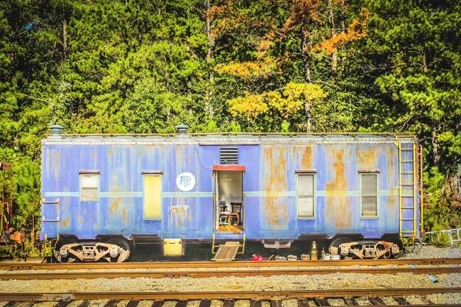 SC Railroad Museum ACL