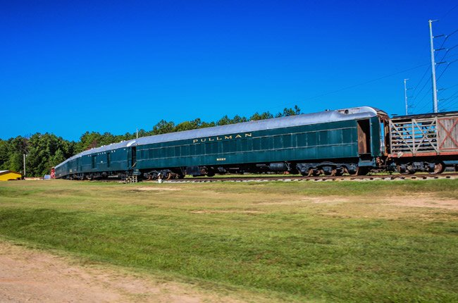 SC Railroad Museum Pullman Car