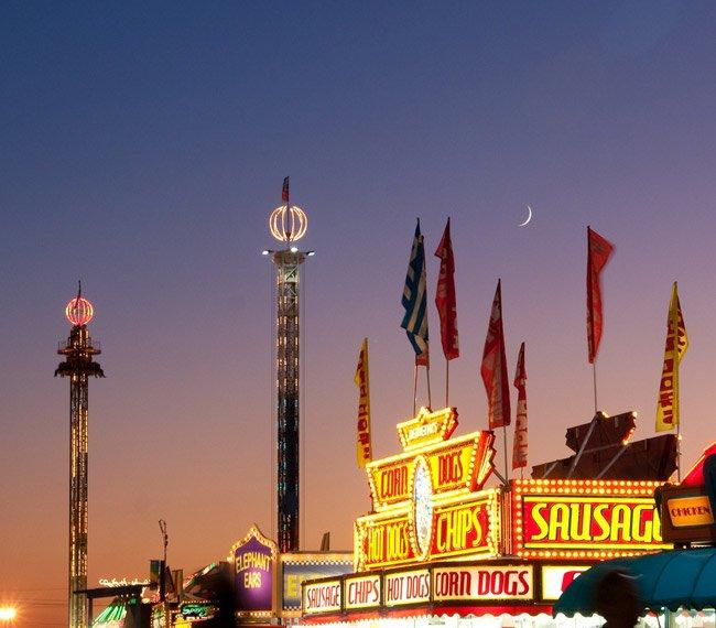 SC State Fair in Columbia
