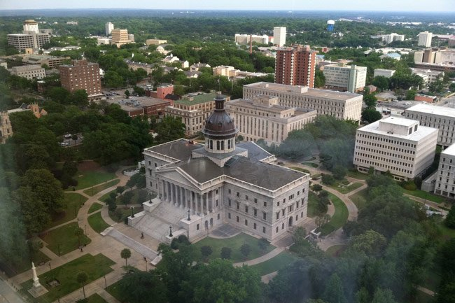 SC Statehouse in Columbia