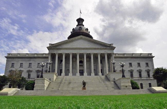 SC State House Columbia South Carolina SC