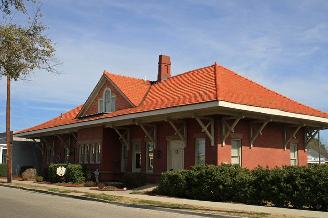 South Carolina Western Railway Darlington South Carolina