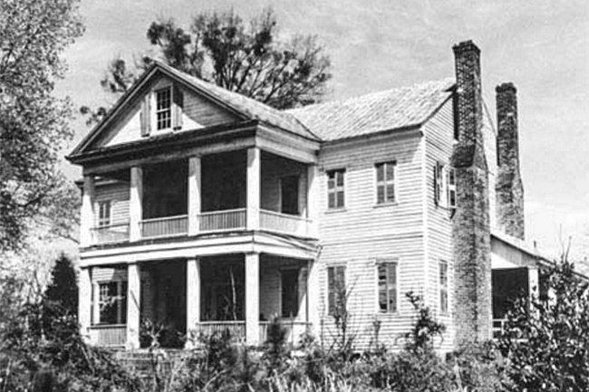 Scotch Cross House