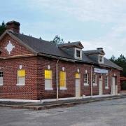 Seaboard Air Line Railway Depot