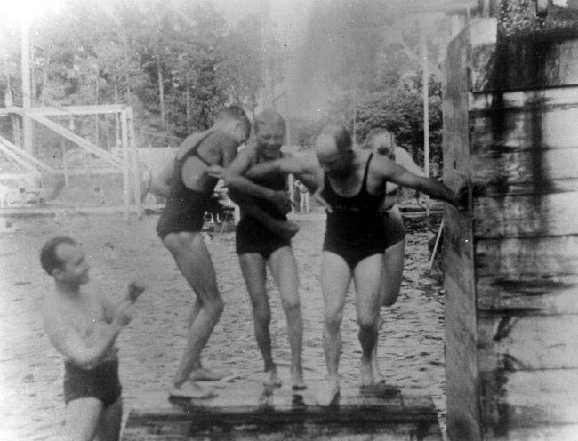 Segars Bathing Resort Barrel Rolling