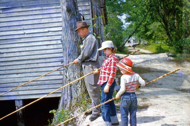 Segars Mill Fishing