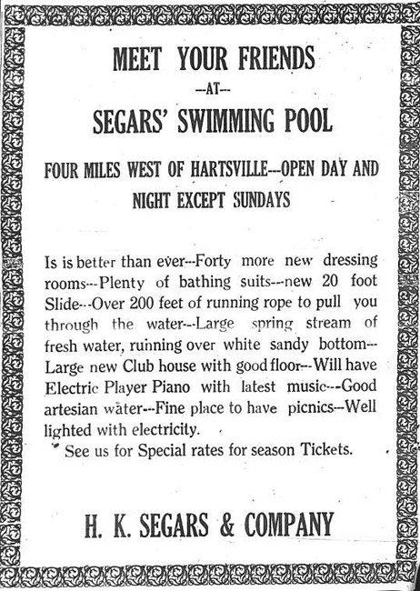 Segars Swimming Pool