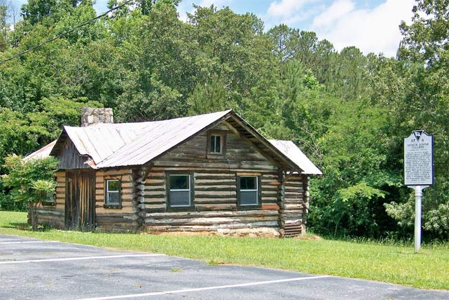 Seneca Junior College Faith Cabin Library