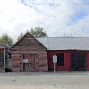 Senn's Grist Mill, Blacksmith Shop, Orange Crush Bottling