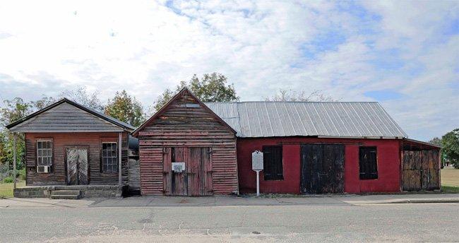 Senn's Grist Mill, Blacksmith Shop, Orange Crush Bottling