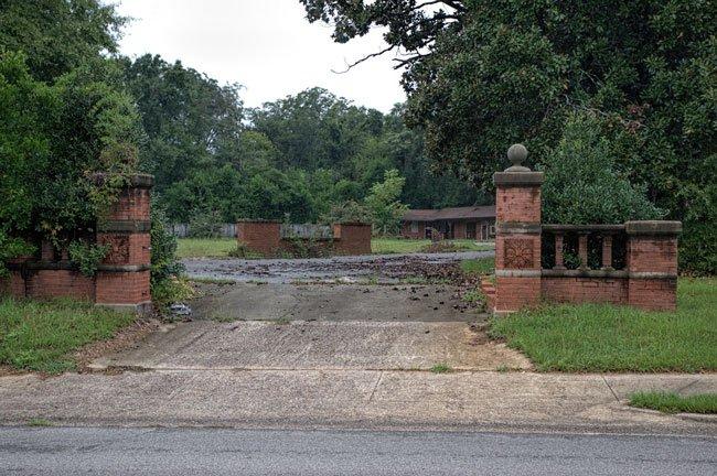 Seven Gables Fire Ruins