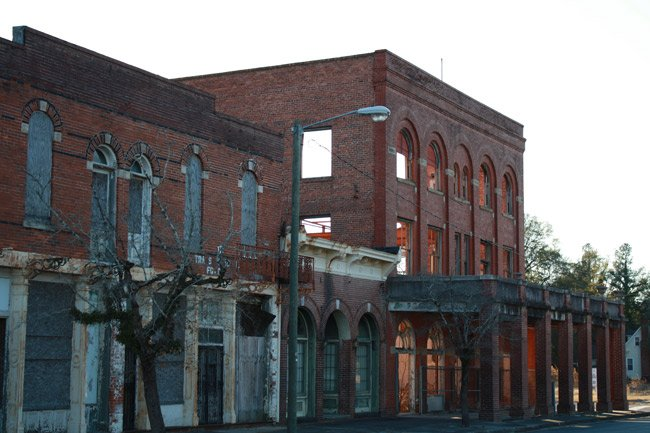 Shamrock Hotel Blackville South Carolina
