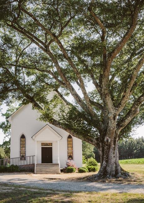 Sharon Methodist Church Kinards