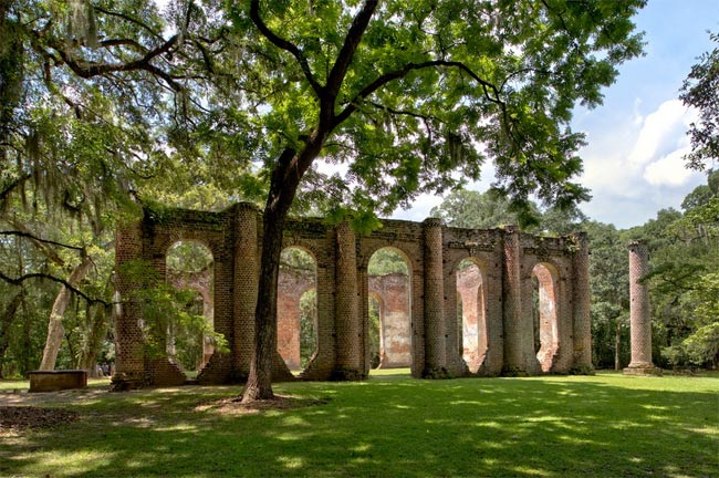 Sheldon Arches