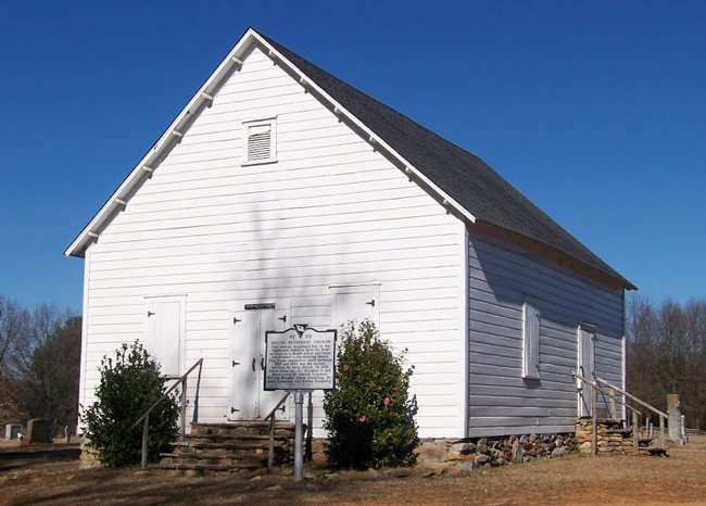 Shiloh Methodist Inman