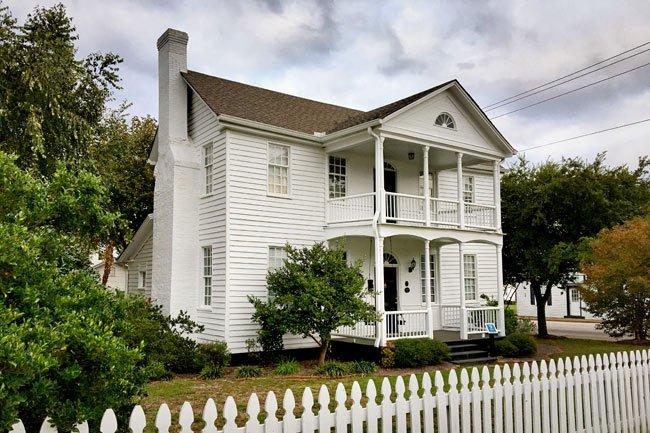 Simmona-Harth House Lexington