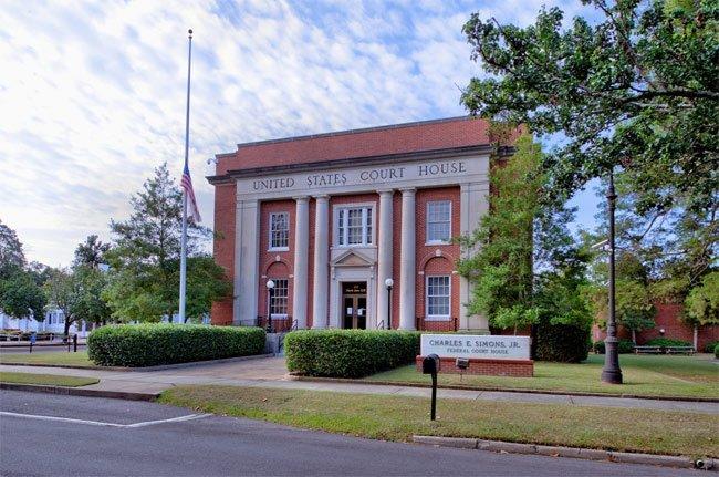 Simons Court House Aiken