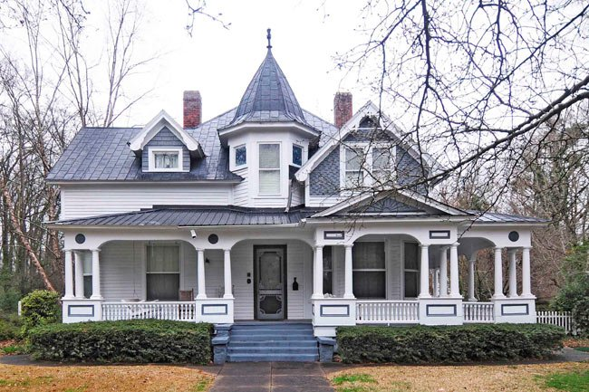 Sitgreaves House Laurens South Carolina Sc