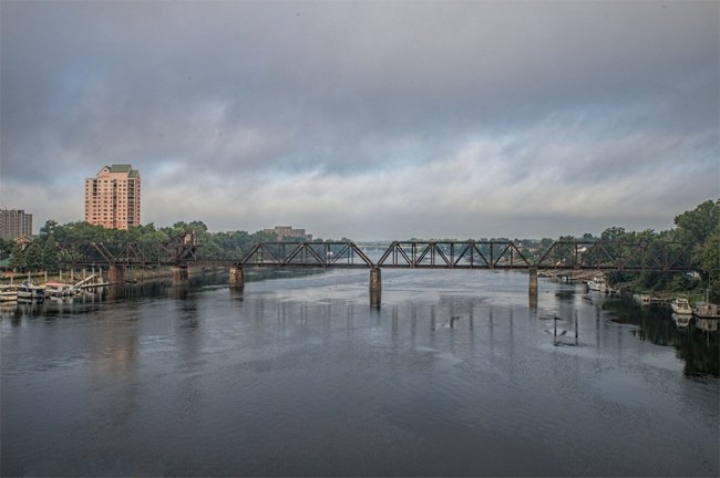 Sixth Street Bridge North Augusta