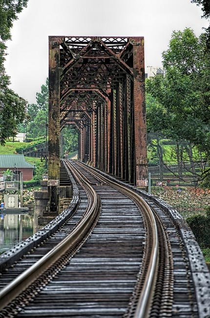 Sixth Street Railroad Bridge