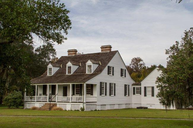 Snee Farm House Side
