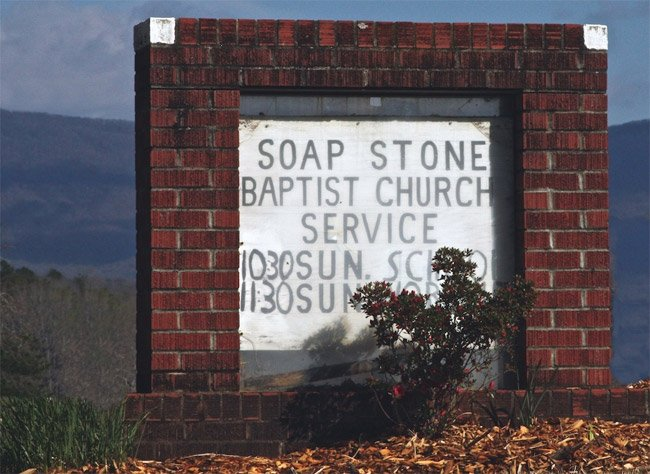 Soapstone Baptist Church