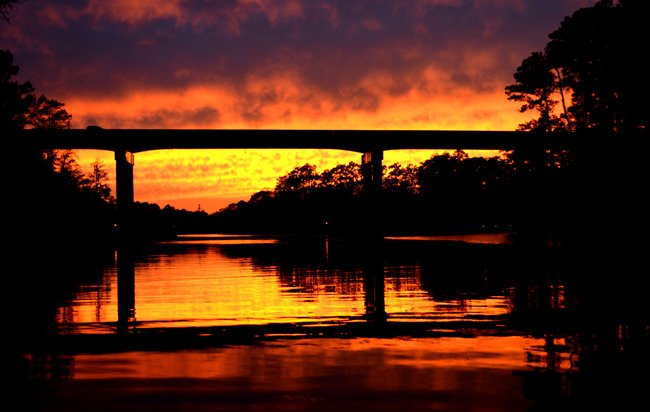 Socastee Bridge View