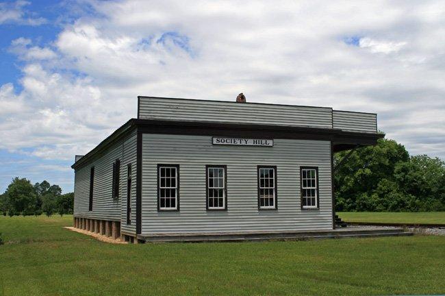 Society Hill Depot