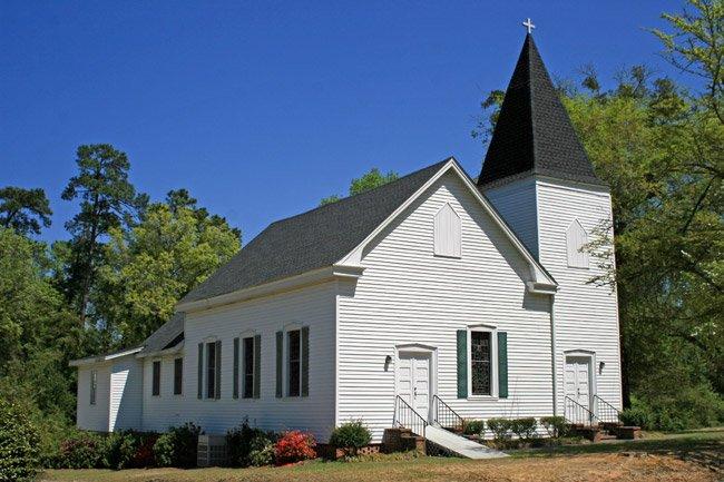 Society Hill Presbyterian Church